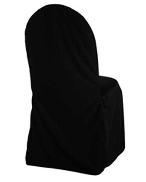 Chair Cover Black