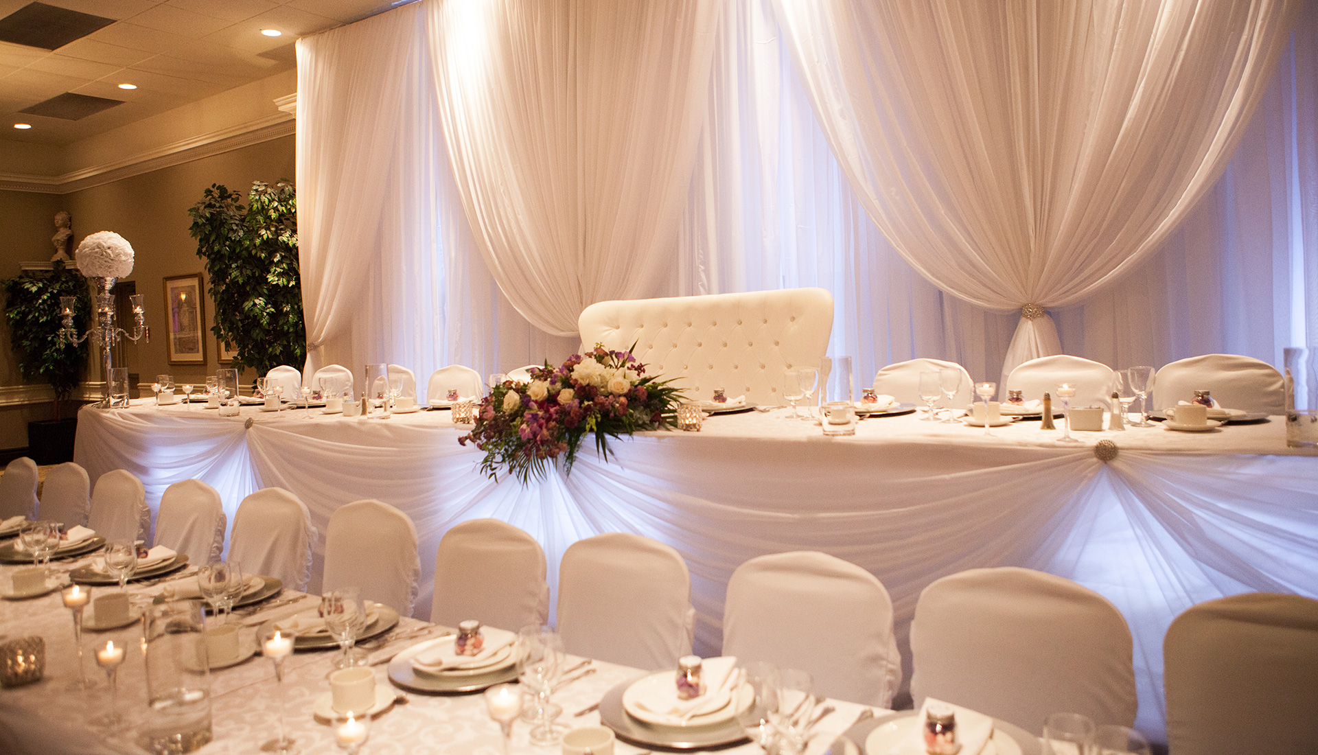 Wedding Decoration Rentals Hamilton Niagara Falls Burlington