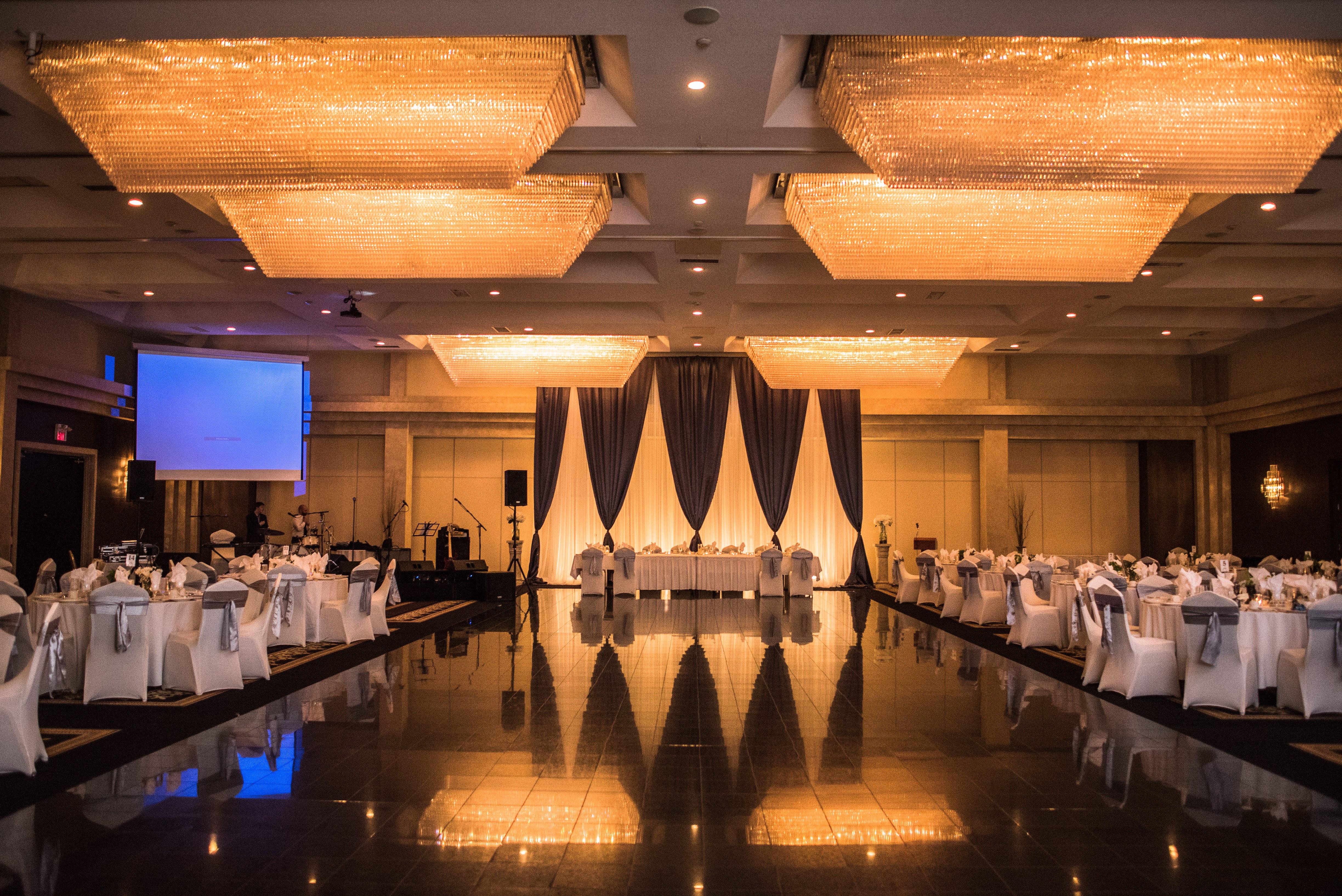 Wedding Reception Americana Niagara Falls On