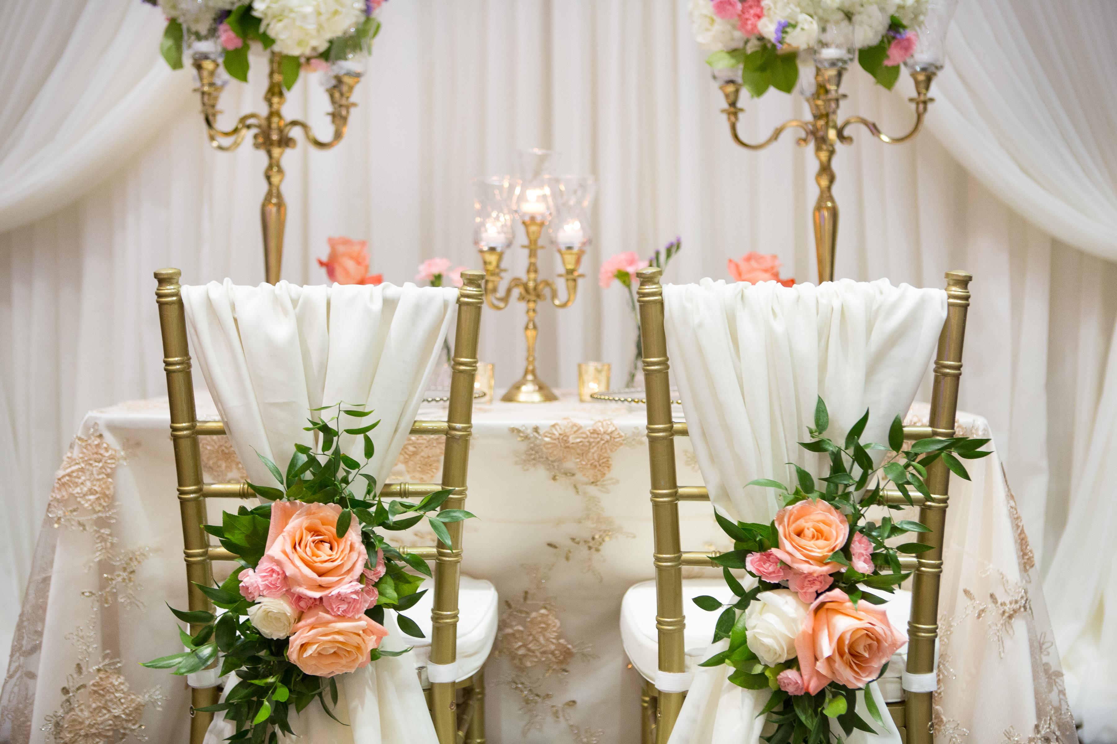 Hamilton-Halton Fall Wedding Show 2016 - Decor Booth Display