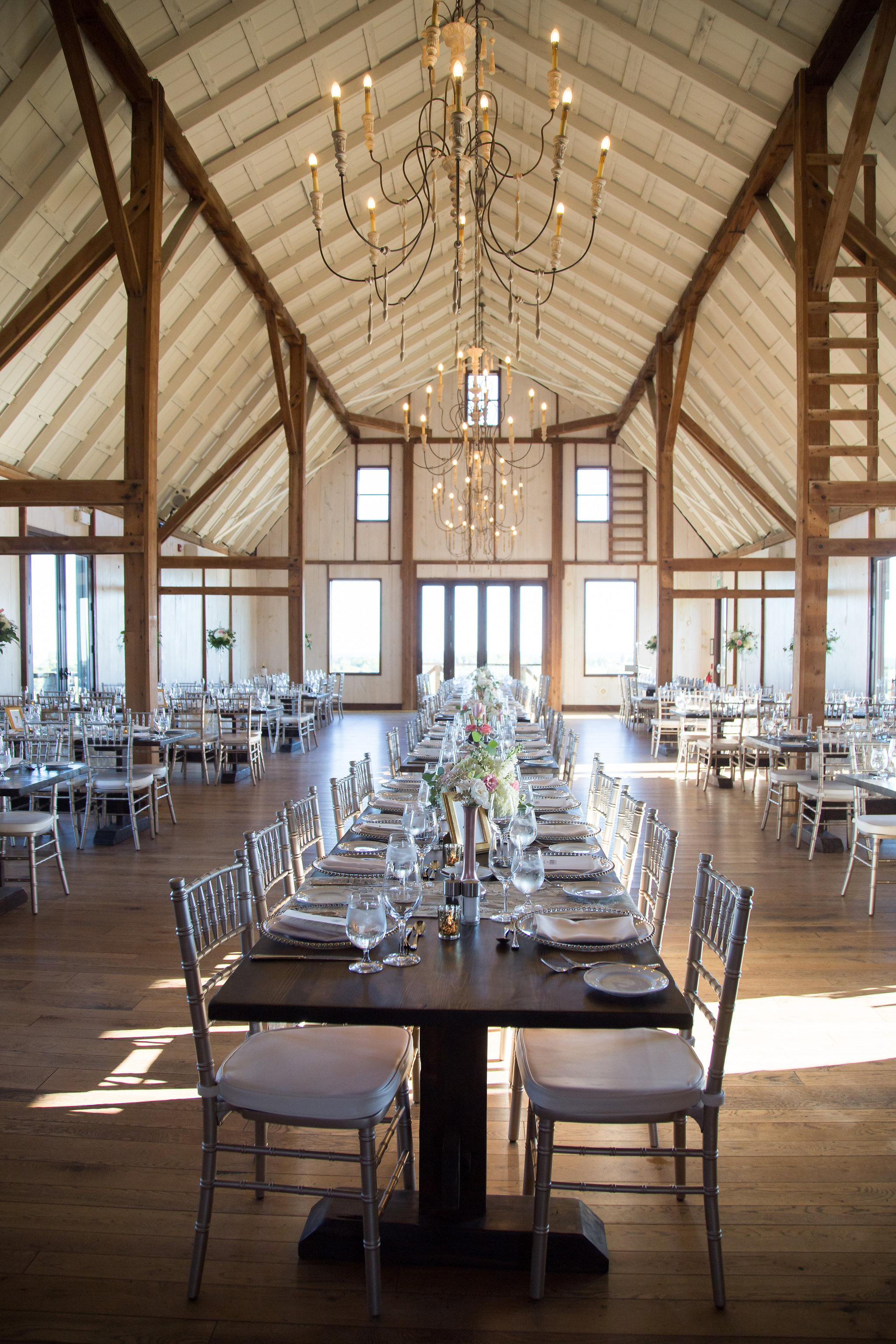 Earth To Table Farm Wedding Decor Millgrove On