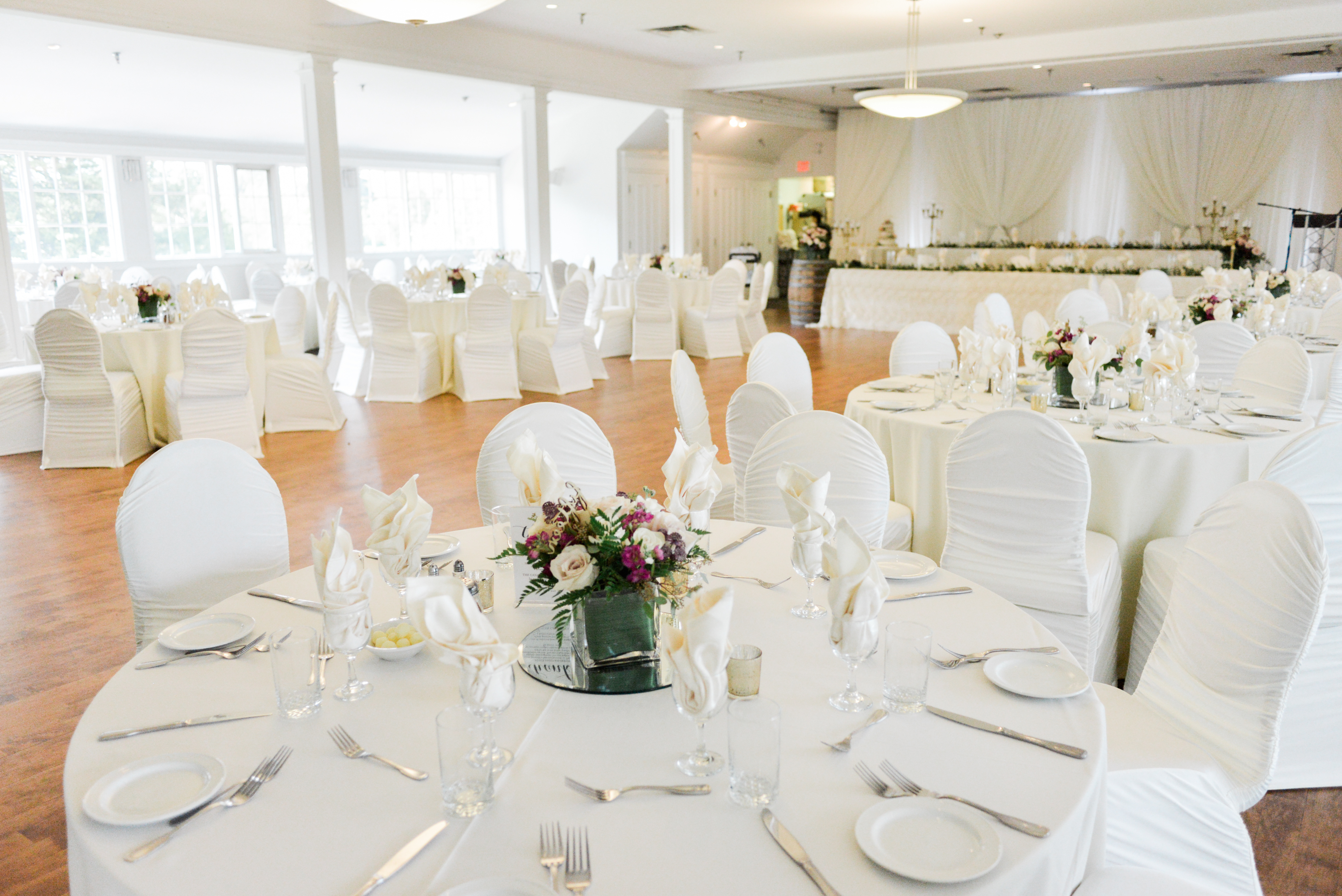 Down The Aisle Head Table Or Sweetheart Table: Ceremony & Reception Decor