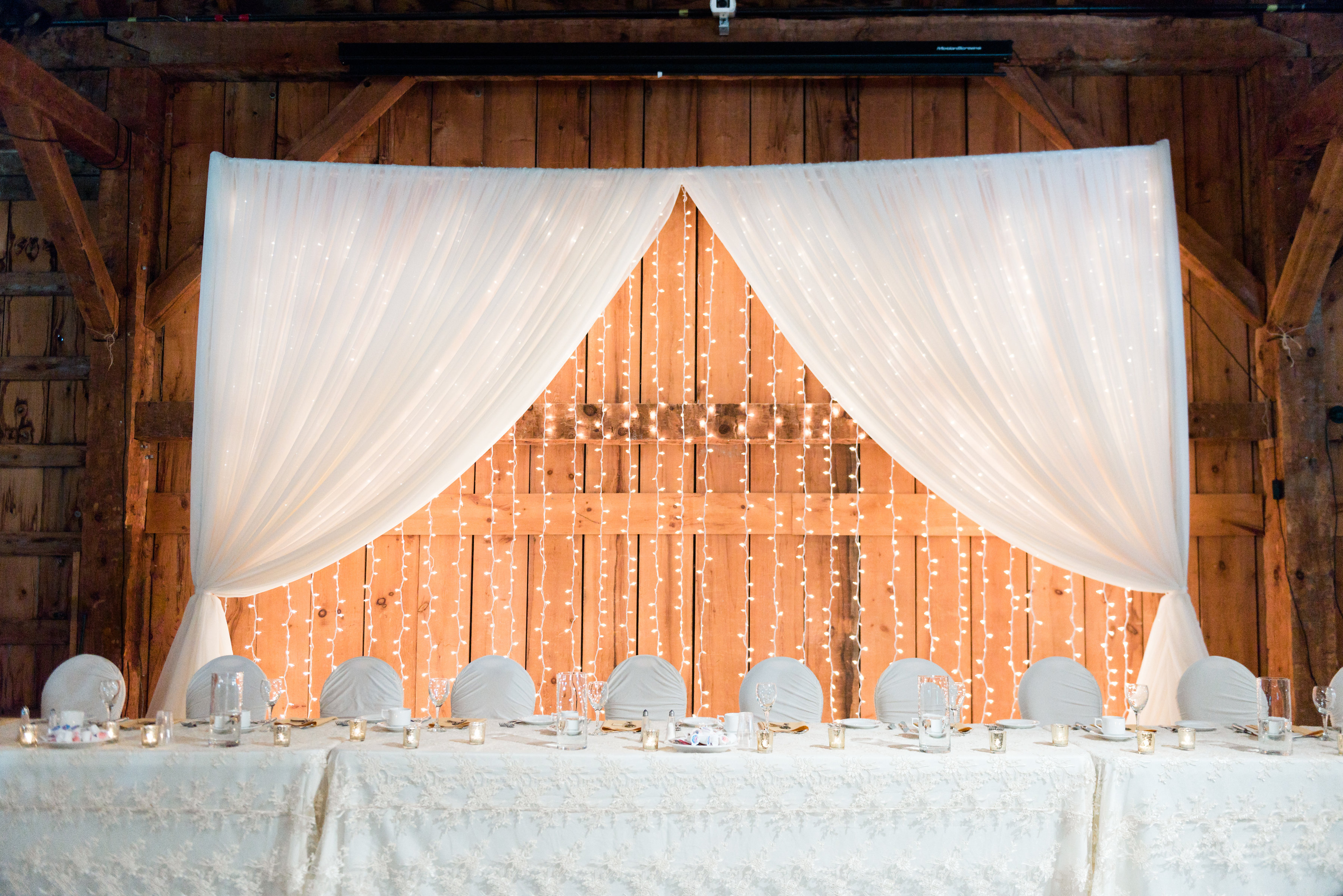 A Night To Remember Wedding Decor
